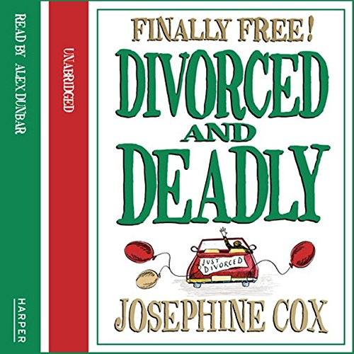 Divorced and Deadly audiobook cover art