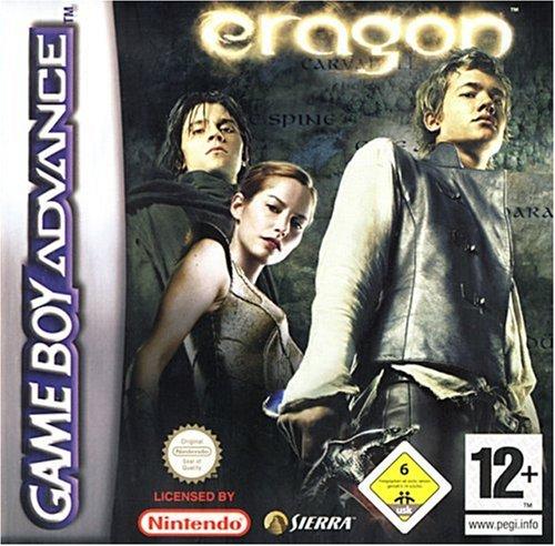 Sierra Eragon, GBA - Juego (GBA, Game Boy Advance)