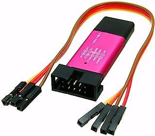 HiLetgo V2 Emulator Downloader Programmer STM32F103C8T6 STM8 STM32 w/Cable (Random Color)