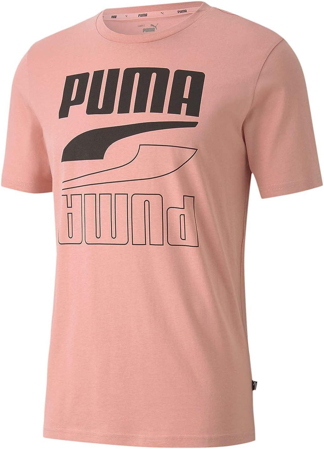 PUMA Max 56% Ranking TOP4 OFF Men's Rebel Tee