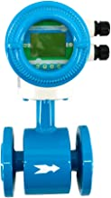 Graigar DN25MM Electromagnetic Flow Meter with 4~20mA Output 1'' Digital Magnetic Flowmeters for Water