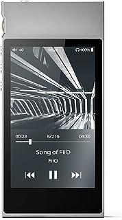 FiiO/FiiO M7 Portable Bluetooth LDAC Lossless HiFi Music Player MP3/MP4,Silver