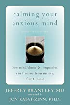 Calming Your Anxious Mind: How Mindfulness and Compassion Can Free You from Anxiety, Fear, and Panic