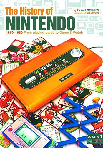 The History of Nintendo 1889-1980