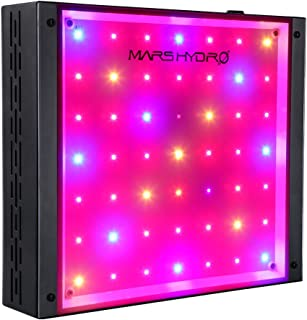 MarsHydro 300W LED Grow Light Planta lámpara Espectro Total para hydroponik Plantas Flores y Verduras