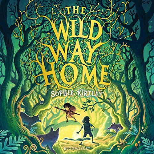 The Wild Way Home cover art