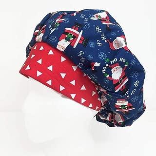 scrub hats christmas