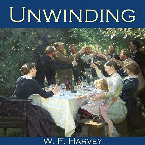 Unwinding cover art