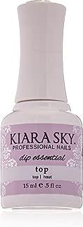 Best kiara sky top coat problems Reviews