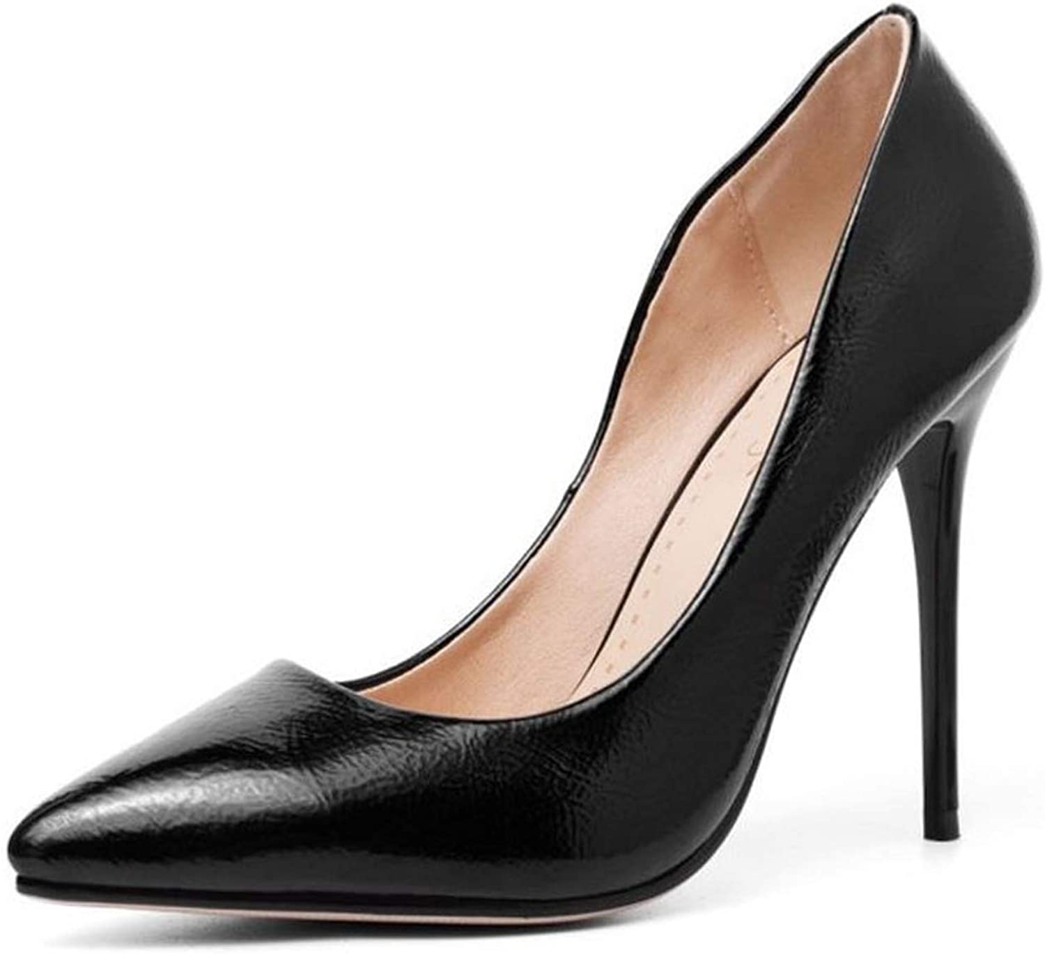 Sunny Doll 2019 Heels shoes Women Pointed Toe Thin Heels shoes Office Ladies Party Pumps