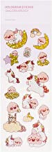 KAKAO FRIENDS Official- Lovely Theme Hologram Stickers (Apeach)