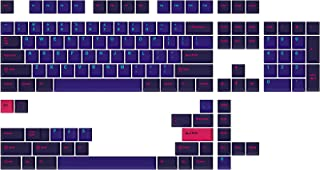 Drop + MiTo GMK Laser Custom Mechanical Keyboard Keycap Set - 129-keys, Doubleshot ABS, Cherry Profile, for 60%, TKL, 1800...