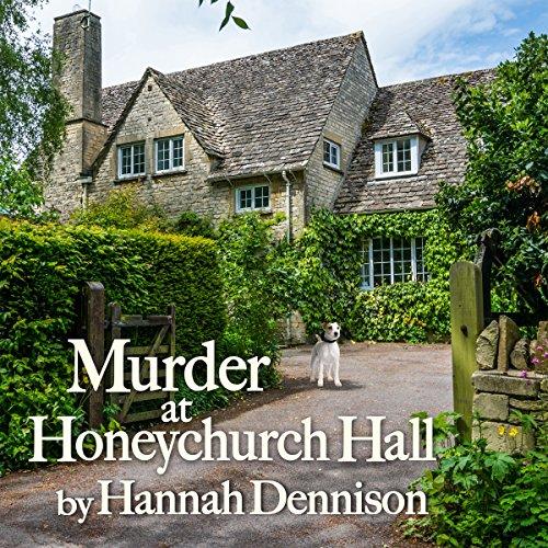 Murder at Honeychurch Hall cover art
