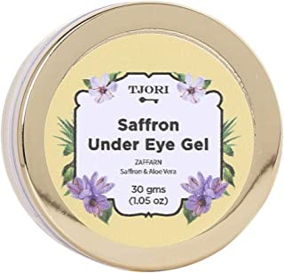 Tjori Saffron Under Eye Gel, 30 gm