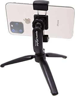 Jelly Grip WX Tripod Mount with Pro Tripod   Tripod & Selfie Stick   for Pictures, Video, Phone Holder   Compatible with iPhone 11, Android & Jelly Grip WX Wireless Charger (Sold Separately)