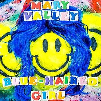 Blue-Haired Girl