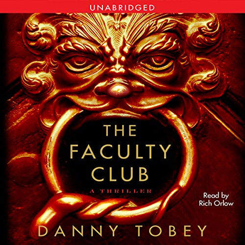 The Faculty Club audiobook cover art