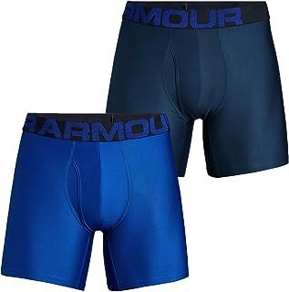 Under Armour Men`s Tech 6-Inch Boxerjock 2-Pack