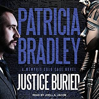 Justice Buried audiobook cover art