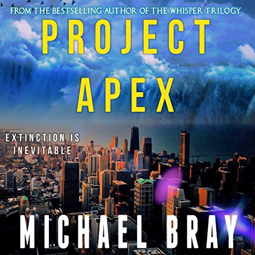 Project Apex audiobook cover art