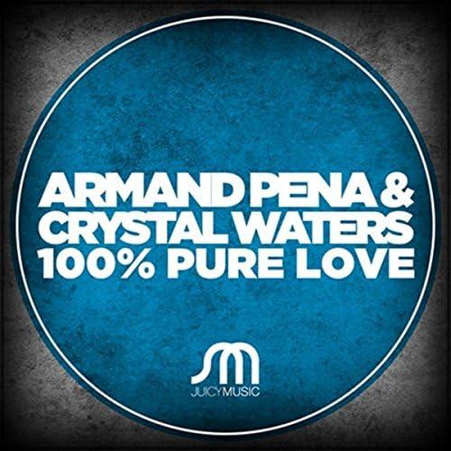 Armand Pena & Crystal Waters