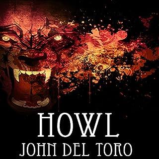 Howl audiobook cover art