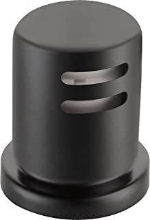 Delta Faucet 72020-BL Delta Faucet Kitchen Air Gap, Matte Black