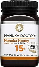 Manuka Doctor 15 Plus Honey with Lemon, 1.1 Pound