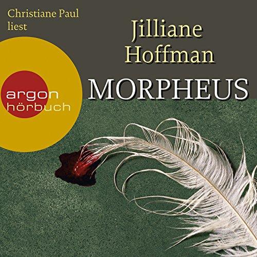 Morpheus audiobook cover art