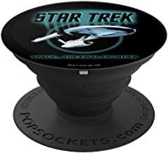 Star Trek U.S.S. Enterprise Space... The Final Frontier PopSockets Grip and Stand for Phones and Tablets