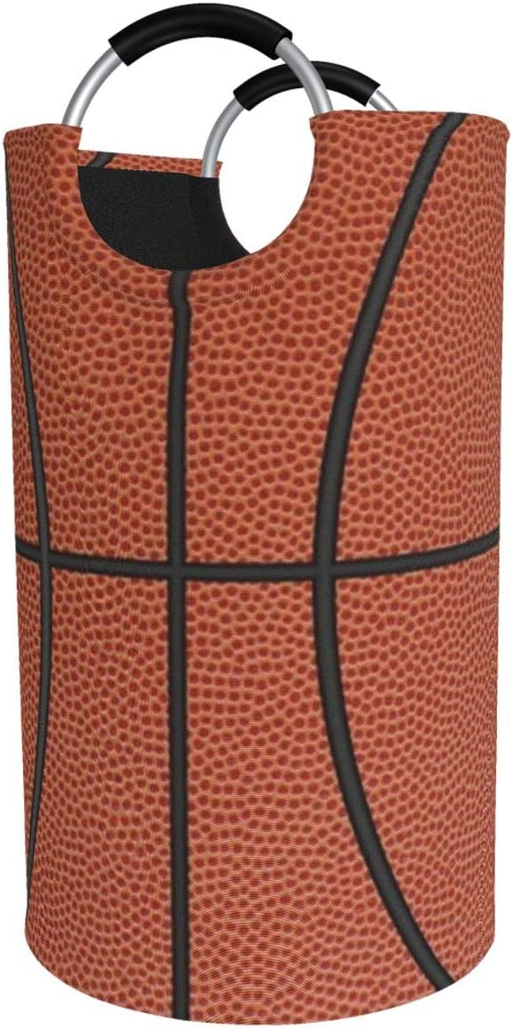 Dujiea 82l X-Large Laundry Basket Tall Collapsible Brand new Max 83% OFF L Basketball