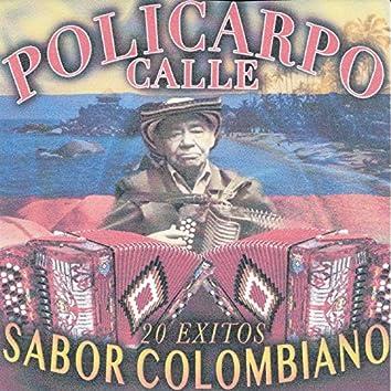 20 Exitos Sabor Colombiano