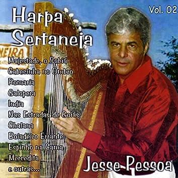 Harpa Sertaneja, Vol. 2