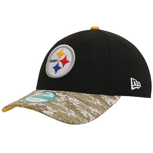 2013 Salute to Service Pittsburgh Steelers Camo 940 Cap 3744331b3