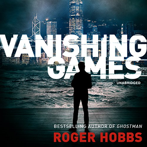 Vanishing Games cover art