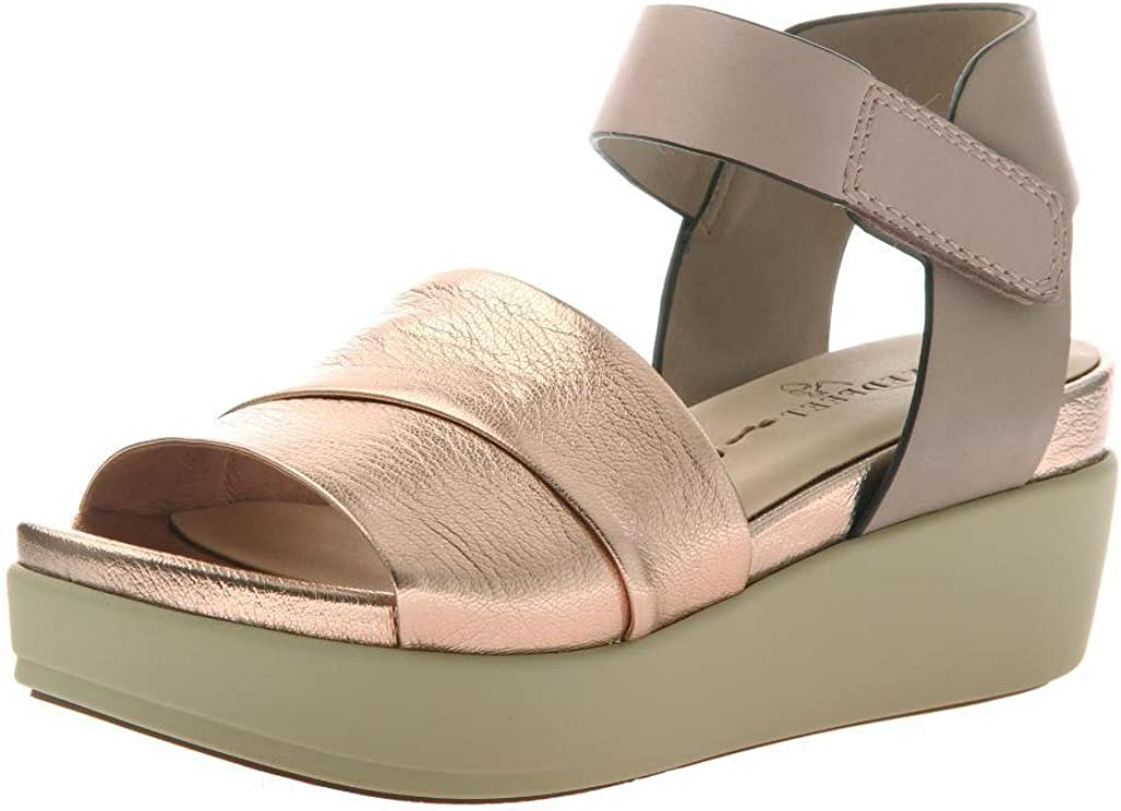 naked Feet OFFicial shop Women's Sandals Attention brand Koda Wedge
