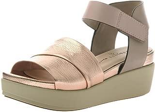 naked Feet Women's Koda Wedge Sandals