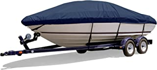Survivor Marine Products Cover, V-Hull Style Cuddy Cabin, Inboard / Outboard Engine