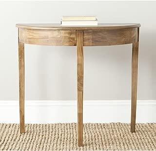 Safavieh American Homes Collection Sema Console Table, Oak