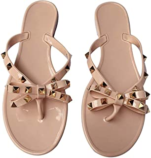 Best jelly sandals with bow Reviews