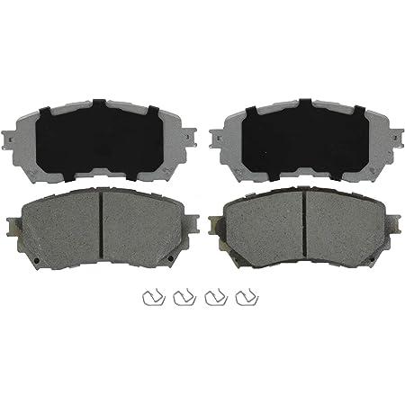 Amazon Com Wagner Thermoquiet Qc1711 Ceramic Disc Brake Pad Set Automotive