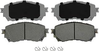 Wagner ThermoQuiet QC1711 Ceramic Disc Brake Pad Set