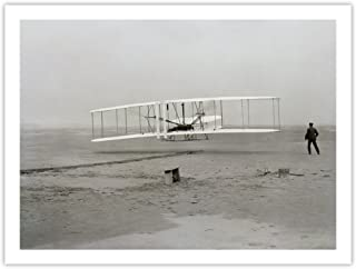 Wright Flyer First Flight 1903 Historic 18x24 Photo Poster