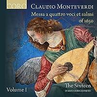 Monteverdi: Messa a Quattro Vo