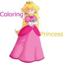 princess coloring : recolor coloring book ( free coloring )
