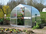 Exaco: 81 Square Foot Greenhouse