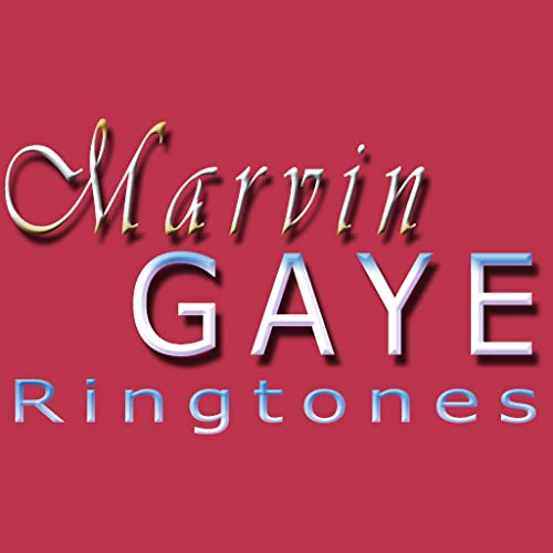 Marvin Gaye Ringtones Fan App