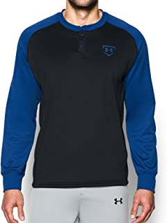 Under Armour Men's Long Sleeve Henley Top