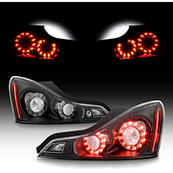 Garage-Pro Tail Light for INFINITI G37 2008-2013//Q60 2014-2015 RH Assembly Coupe