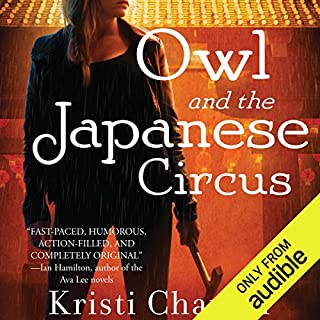 Owl and the Japanese Circus Titelbild